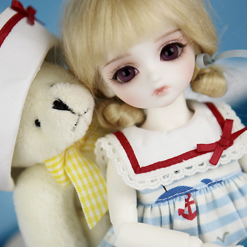 娃娃 Honey Delf PUDDING Real Skin WHITE