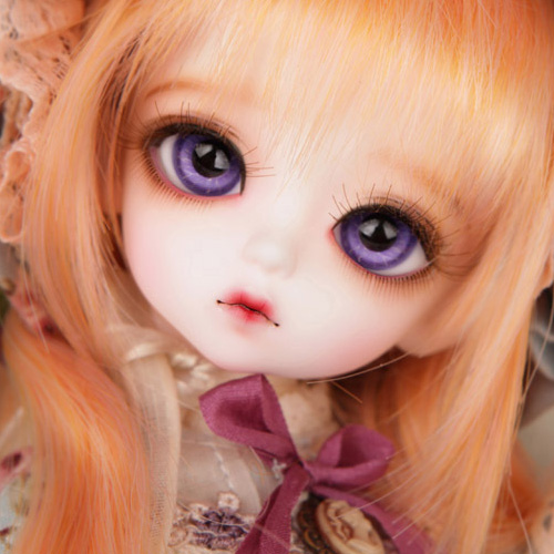 娃娃 Honey Delf MADELEINE Girl ver