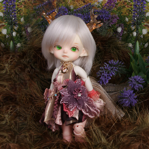 Tiny Delf SATYRESS Strawberry Pink ver. Limited