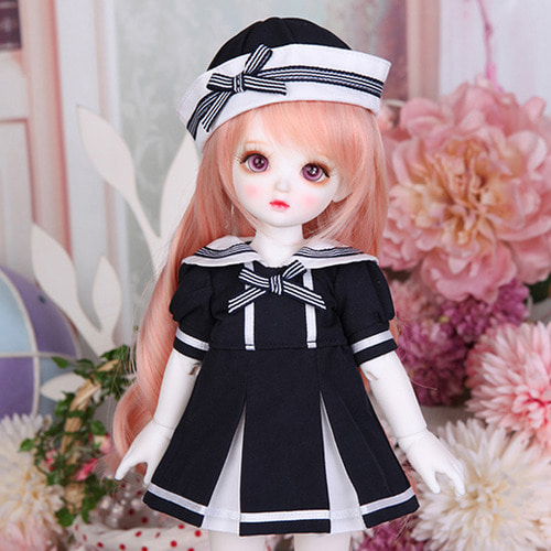 娃娃衣服 HDF Sailor One Piece Set