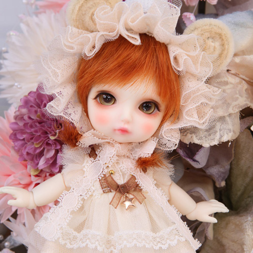 TDF Tiny Fairy Set (Ivory)
