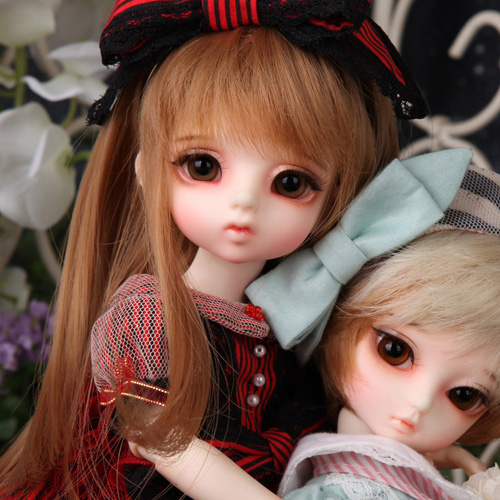娃娃 Honey Delf WAFFLE ROSE  LITTLE PRINCE