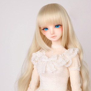 娃娃假发 SDW 33 Soft Blond