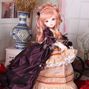 娃娃衣服 BDF Violette Dress Set