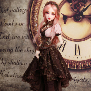 娃娃衣服 SDF Steampunk Set Girl