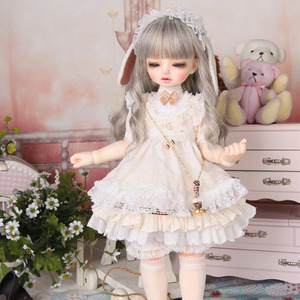 BDF Sweety Rabbit Set (Cream)