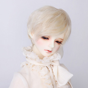 娃娃假发 DW 249 Soft Blond