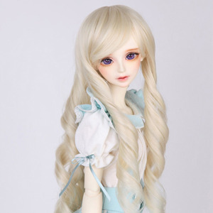 娃娃假发 SDW 214 Soft Blond