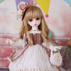 娃娃衣服 BDF Elegant Lady Set Pink