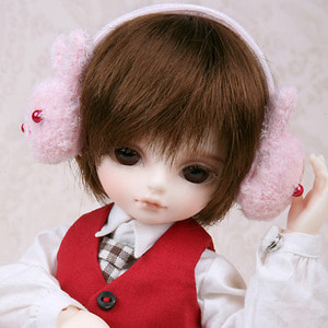 娃娃饰品 RABBIT EAR MUFF For Honey Delf