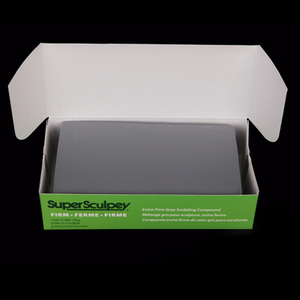 娃娃用品 Super Sculpey Gray