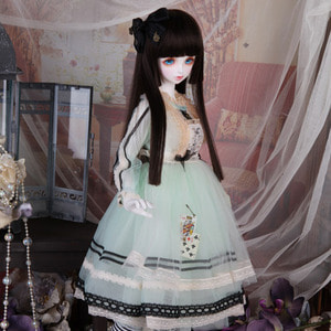娃娃衣服 SDF Queenderand Set Mint
