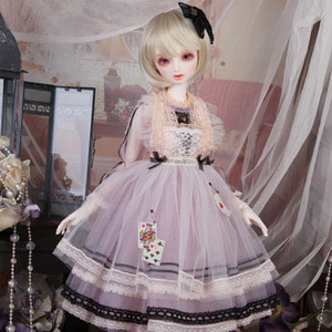 娃娃衣服 SDF Queenderand Set Violet