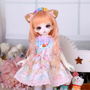 娃娃衣服 HDF Icecream Set