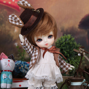 TDF Little Somdrerero Set (Brown)