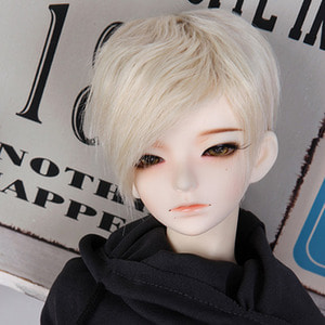 娃娃假发 SDW 249 Soft Blond
