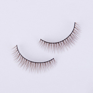 娃娃用品 EYELASHES 06 Dark Brown