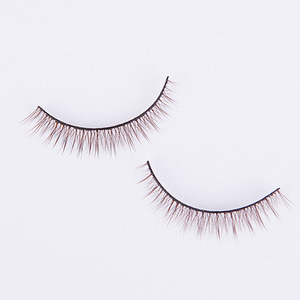 娃娃用品 EYELASHES 08 Dark Brown