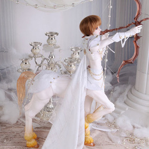 娃娃 MDF Centaur Boy WHITE Skin ver Limited
