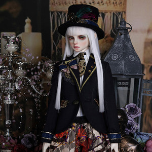 娃娃衣服 SDF65 Steampunk Flower Set