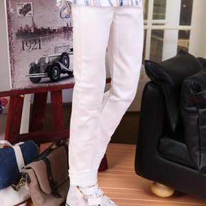娃娃衣服 SDF65 Easy Pants White