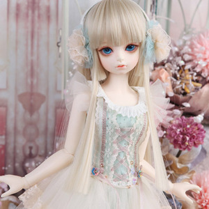 娃娃衣服 KDF Daisy Set Blue