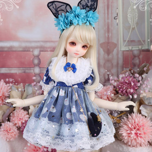 娃娃 LUTS18周年纪念Kid Delf USD10的幸福 ver Blue Limited