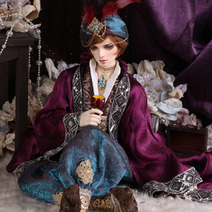 娃娃衣服 SDF65 Arabian Nights Set
