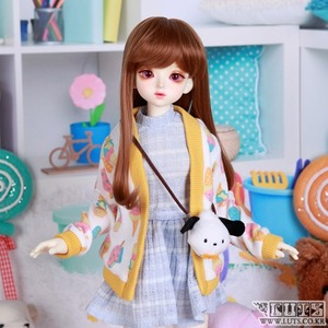 娃娃衣服 KDF Ice cream cardigan set
