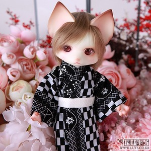 娃娃衣服 ZDF Yukata Boy set