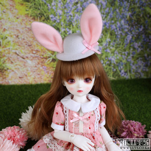 娃娃衣服 HDF Pink Rabbit Set