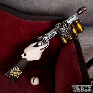 娃娃 Steampunk Gun Hand part For SDF65
