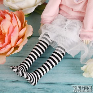 娃娃衣服 KDF Stripe socks
