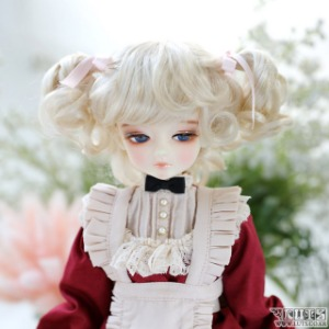 娃娃假发 KWW 507 Tiny Blond