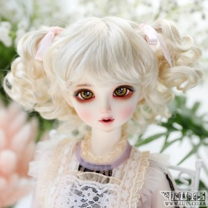 娃娃假发 WW 507 Tiny Blond