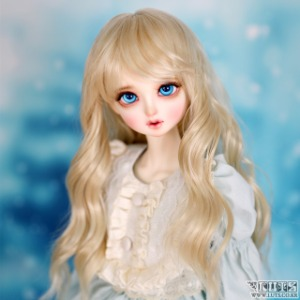 娃娃假发 DW-511 Misty Blond