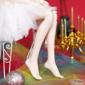 娃娃 Kid Delf Girl Heel Legs (For Type 6 Lovely body)