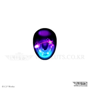 娃娃眼珠 20mm K SP2 SP Gradation NO 02 Pre order