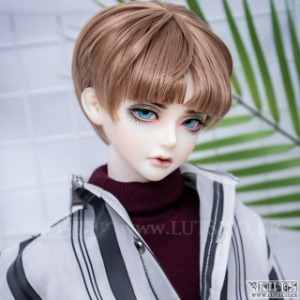 娃娃假发 SDW-613 Latte Brown