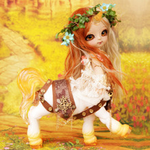 Tiny Delf HANSEL UNICORN CENTAUR ver. Limited