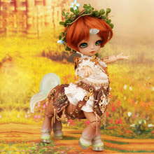 Tiny Delf PETER UNICORN CENTAUR ver. Limited