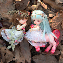 Tiny Delf CENTAUR Strawberry Pink ver. Limited