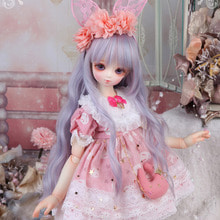 "LUTS18周年纪念Kid Delf ""$10的幸福"" ver.Pink Limited"